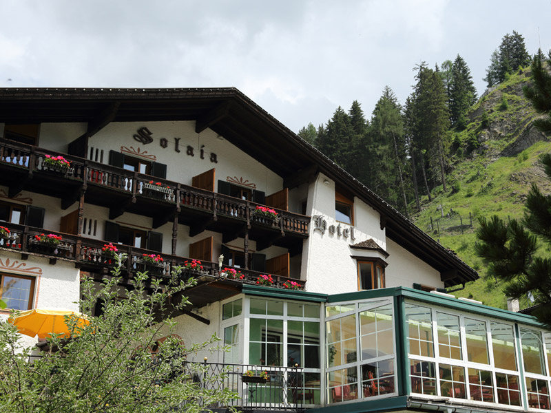 Hotel Solaia Selva Val Gardena